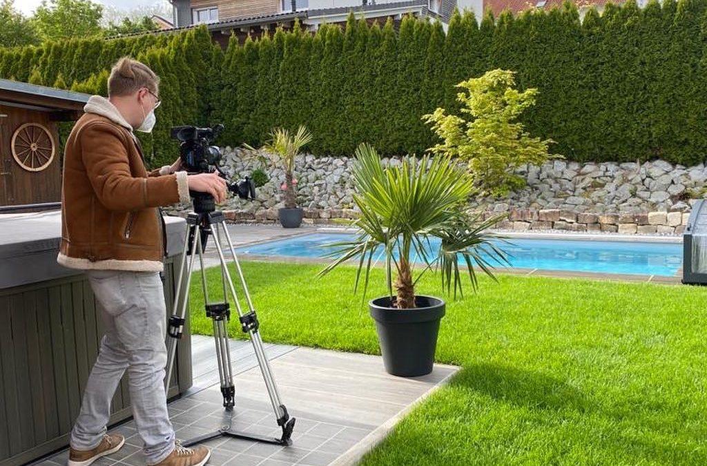 """Niederbayern TV """"Fliesen Maier Spot"""""""