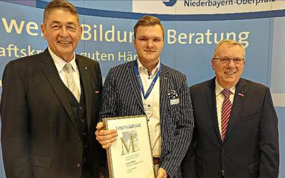 "Raphael Maier ""Bester Ofenbaumeister"""